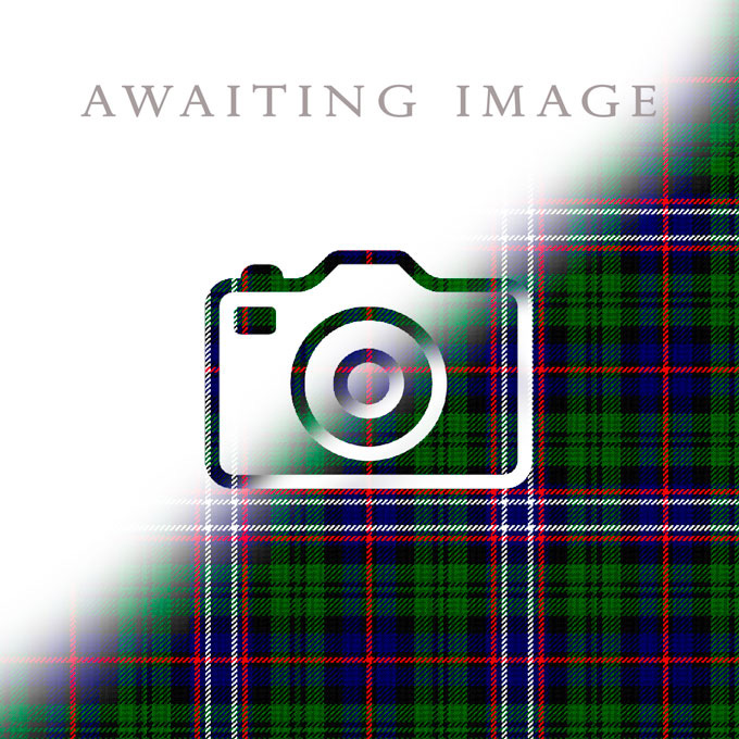 Ladies Sash, Poly Silk with Plaid Brooch, MacLellan Tartan