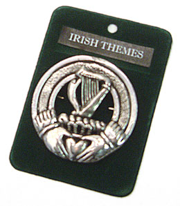 Clan Crest Badge, Irish