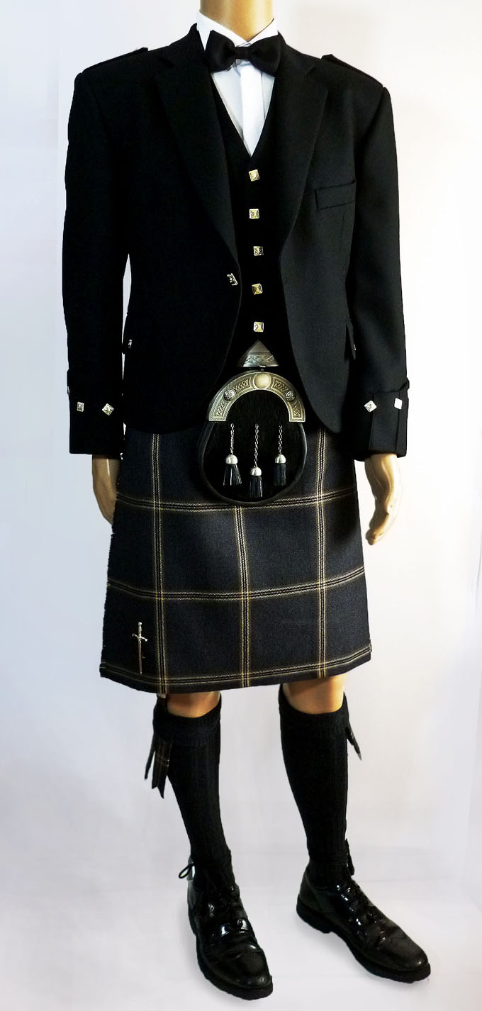 Highland Outfit, Argyll