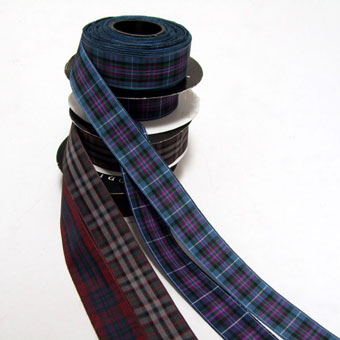 Ribbon, Pride of Scotland, Polyester 16mm
