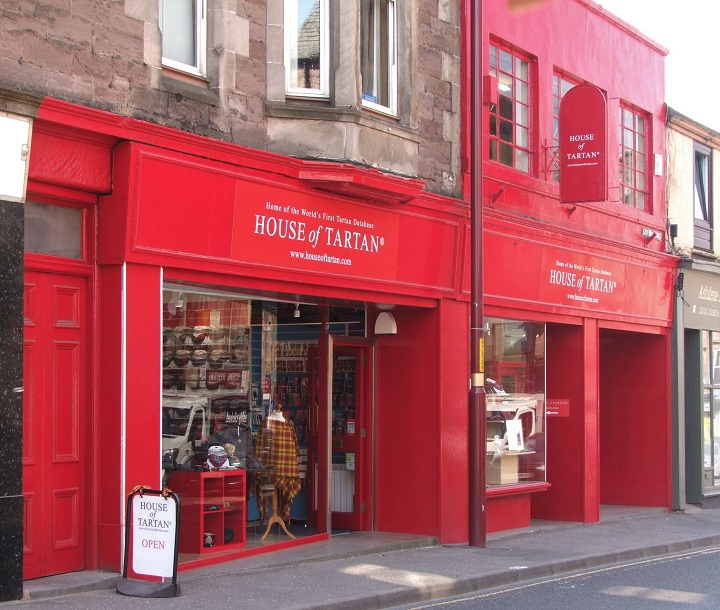 Come and see us in our new shop in Crieff