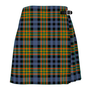Ladies Skirts, Kilts & Clothing