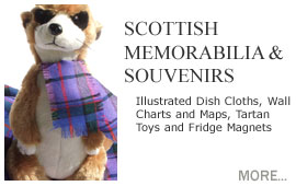 Scottish Memorabilia & Souvenirs Clan Wall-Crests, Coats-of-Arms